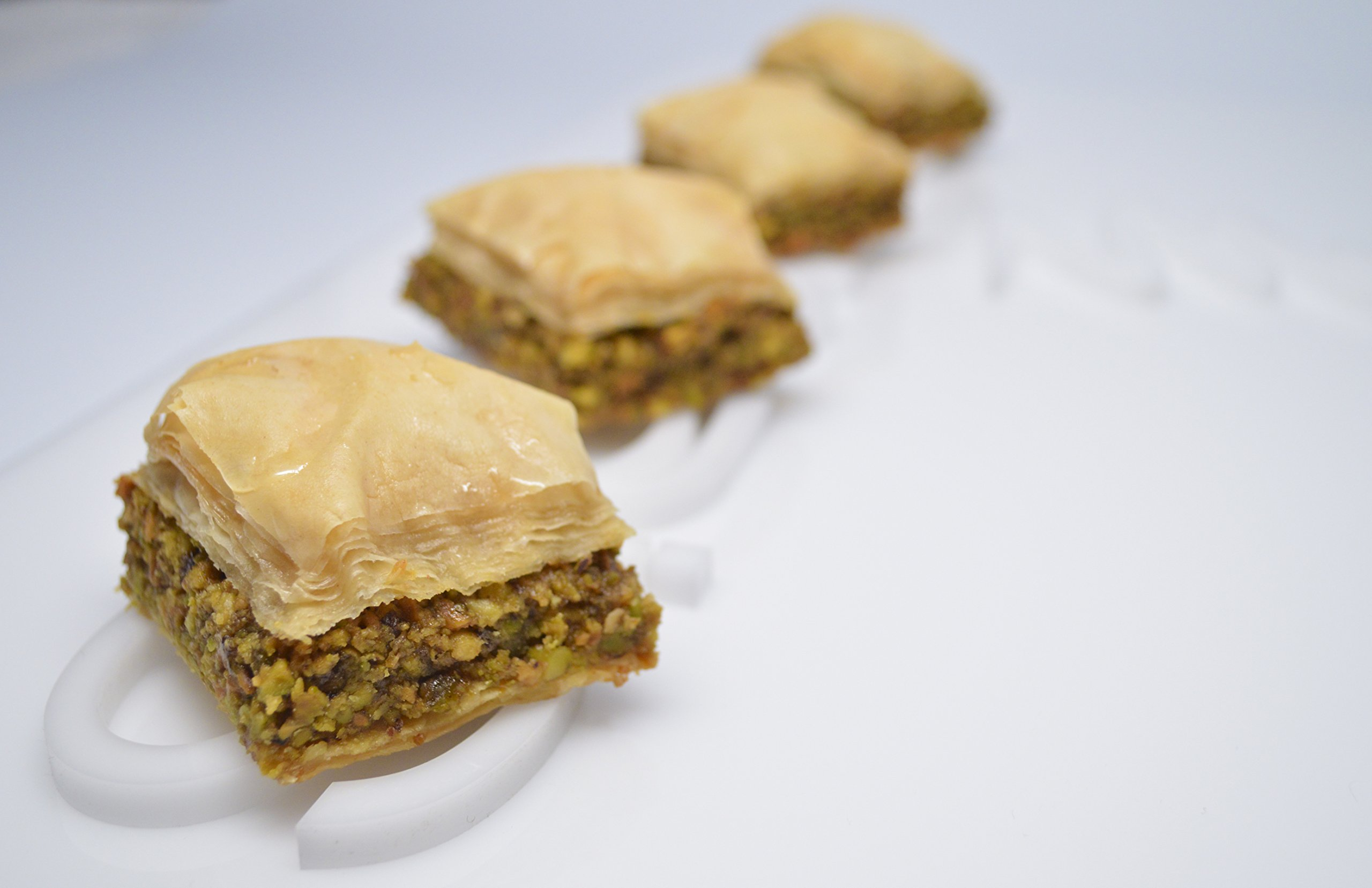 Baklava Assortment - 63 Pc. by Libanais (Image #7)