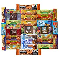Ultimate Healthy Fitness Box - Protein & Healthy Granola Bars Sampler Snack Box...