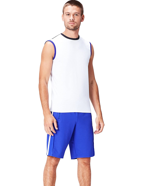 TALLA 50 (Talla del fabricante: Medium). Activewear Camiseta Técnica sin Mangas para Hombre