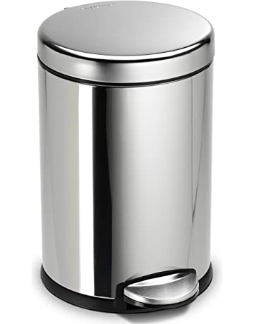 Shop Amazoncom Kitchen Trash Cans