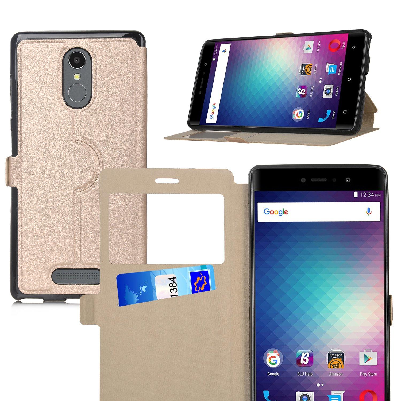new product 57234 682e6 BLU Vivo 5R case, KuGi ® BLU Vivo 5R case - BW style High quality ...