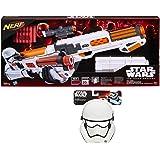 Star Wars The Force weckt sortiert Masken–Laserschwert–Nerf Blaster–Erste Bestellung Stormtrooper und/oder Kylo REN–Für Star War Fans, Kinder, Kinder, Dressing bis