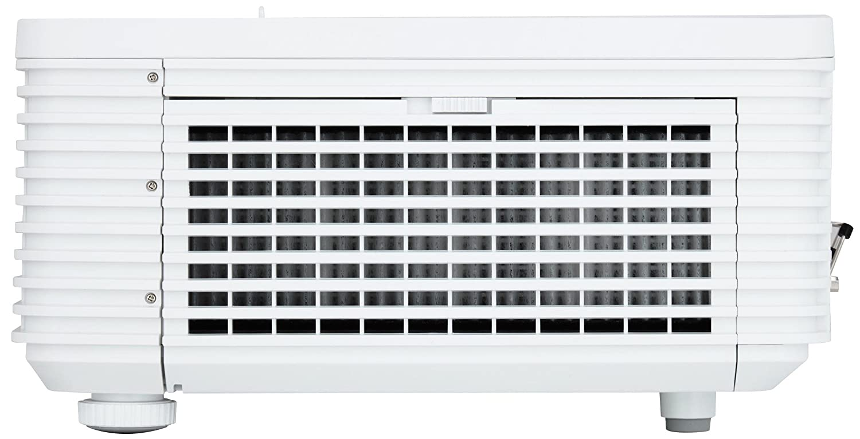Viewsonic PRO9800WUL Business DLP Projektor WUXGA, 5.500 ANSI Lumen, HDMI, 2x 7 Watt Lautsprecher, 1.7x optischer Zoom, Lens-Shift Wei/ß