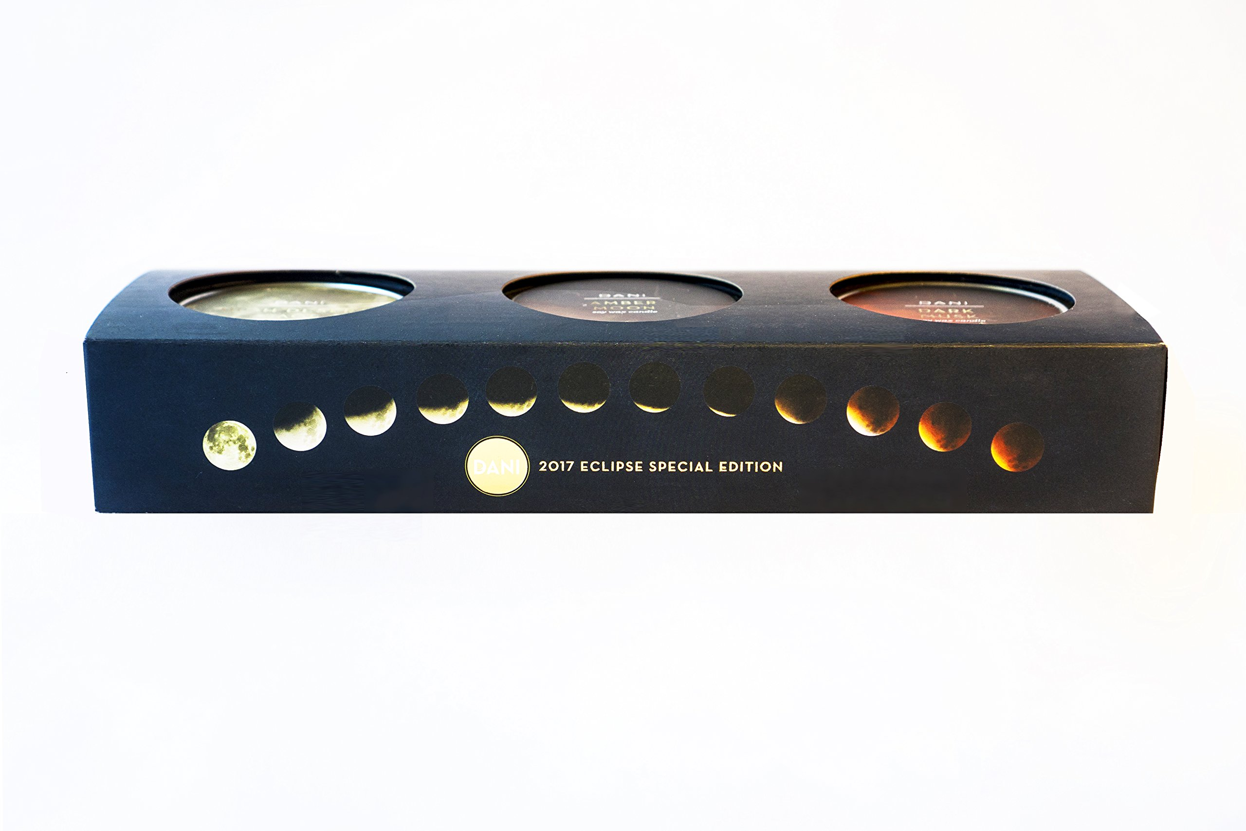 DANI Naturals Limited Edition Eclipse Candle Set