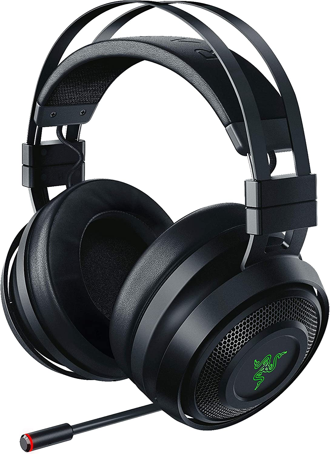 auriculares inalambricos razer Nari 7.1 surround pc ps4