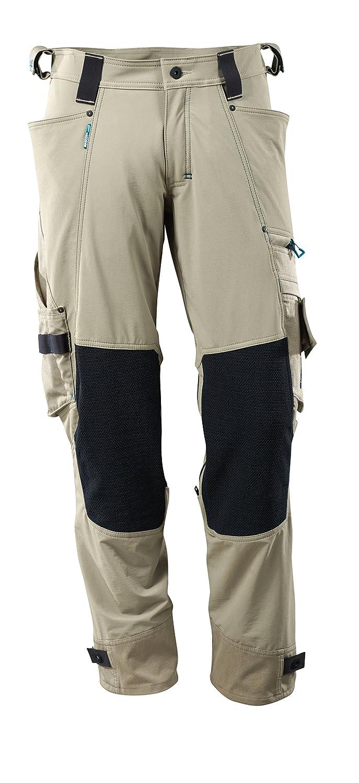 90C47 LIGHT Khaki Mascot 17079-311-55-90C47 Trousers Safety Pants