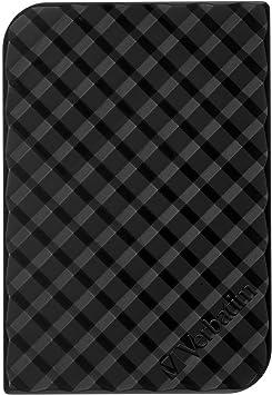 Verbatim Store N Go Portable Hard Drive I 4 Tb I Computer Zubehör