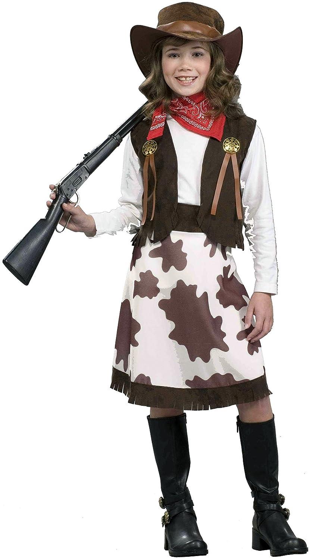 Amazon.com: Cowgirl Child Costume, Medium: Toys & Games