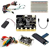 Vilros Project Starter Kit for BBC Microbit Includes Official BBC Microbit & 7 Essential Accessories