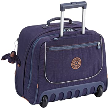 Kipling cartable à roulettes Manary True Navy 42 cm