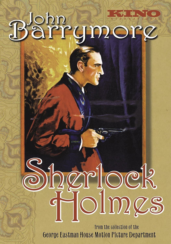 Sherlock Holmes (1922 film) Amazoncom Sherlock Holmes John Barrymore Roland Young Carol