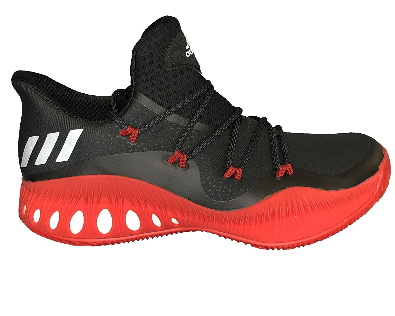 Adidas pazzo esplosivo a basso scarpa maschile di basket b079klcz63 9 d (m