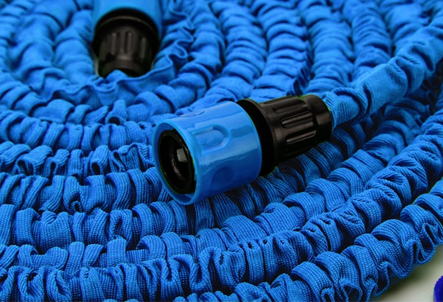 Expandable And Flexible Garden Hose 25 50 75 Foot Selang Magic House 225 M Expanding Or Collapsible For Easy Home Storage Blue Outdoor