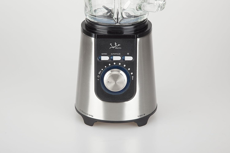 Jata BT1034 Batidora de Vaso, 1200 W, 1.8 litros, 0 Decibeles, Plástico, Gris: Amazon.es: Hogar