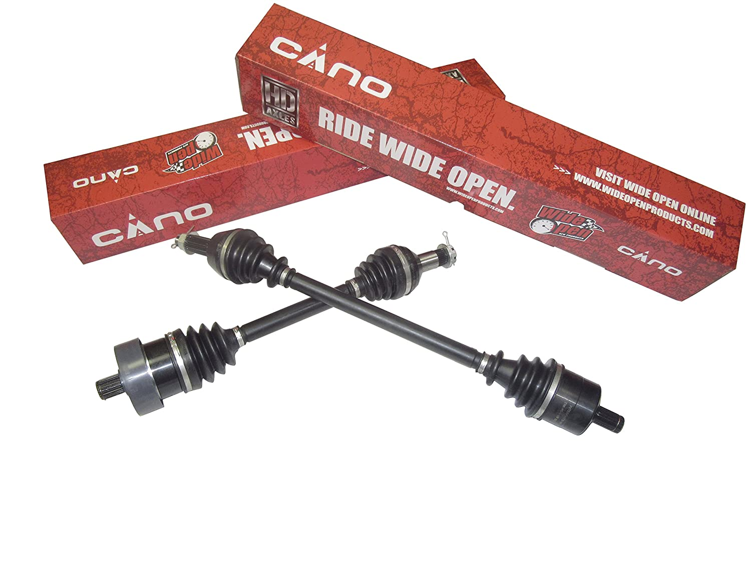 ECCPP CV Axle for 2000-2005 Honda TRX 350 Rancher Front Left//Right 1 PC Complete Shaft Assembly