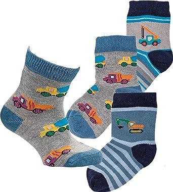 socksPur - Medias de fútbol - para niño multicolor 5112: 74/80: Amazon.es: Ropa y accesorios