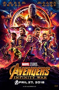 """Posters USA Marvel Avengers Infinity War Movie Poster GLOSSY FINISH - FIL754 (24"""" x 36"""" (61cm x 91.5cm))"""