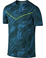 Nike Men's Fractual Racing Shirt