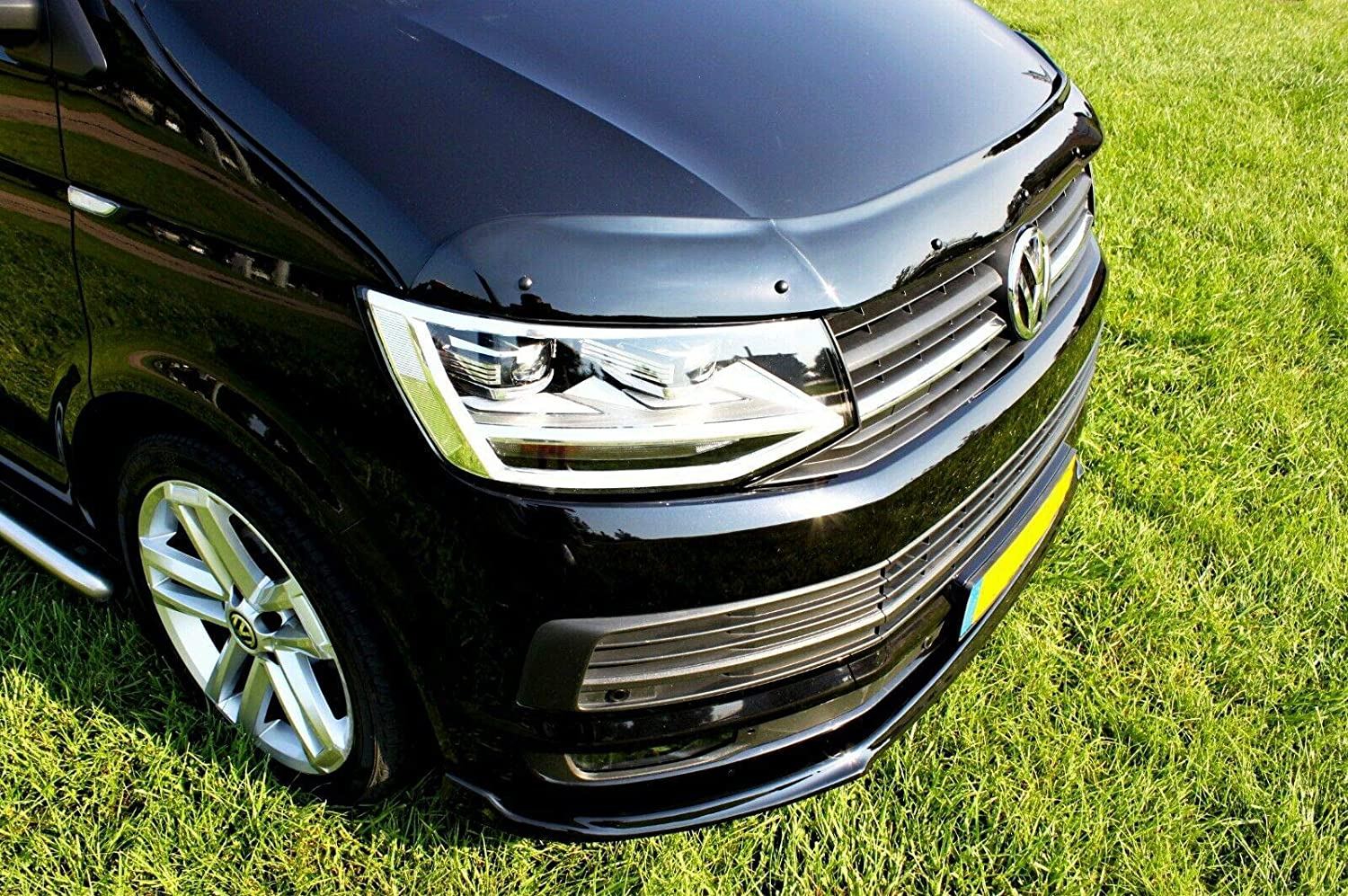 2015+ Luxell Bonnet Deflector Wind Bug Protector Fits Transporter