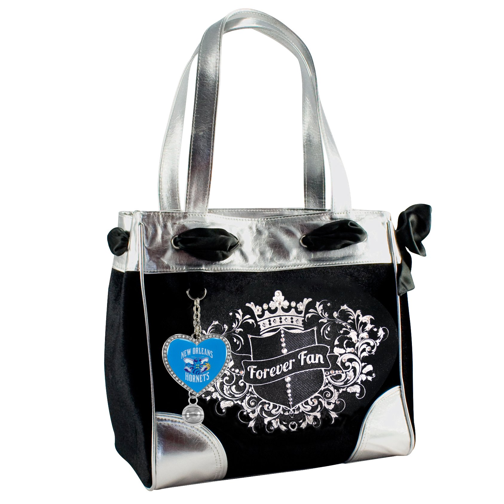 NBA New Orlean Hornets Sport Luxe Fan Tote