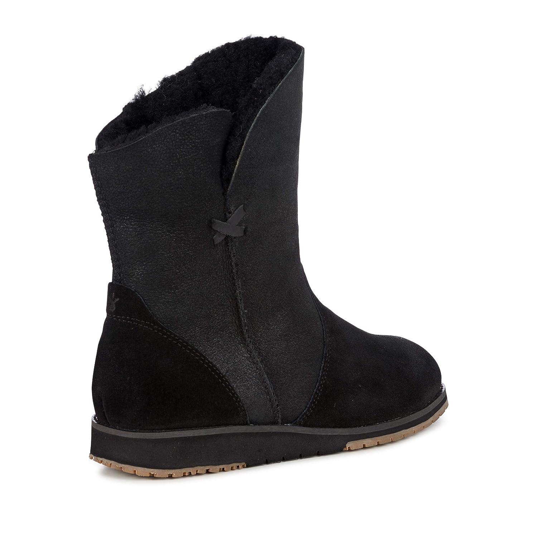 391235afcee8d Amazon.com | EMU Australia Womens Bells Beach Lo Winter Real Sheepskin Boots  | Boots