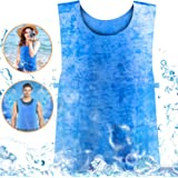 Ice Cooling Vest for Men Women MS Outdoor Sport Working Evaporative Sports Medicine Products High Temperature Protective Clot