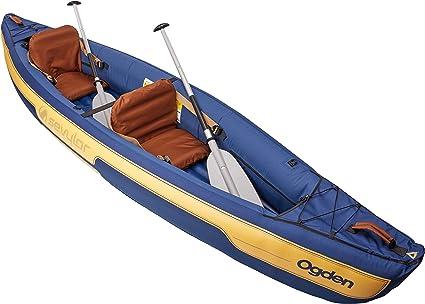 Amazon.com: Sevylor Ogden combo de canoa para dos personas ...