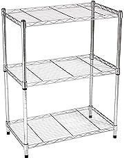 AmazonBasics 5-Shelf Shelving Unit - Black PARENT