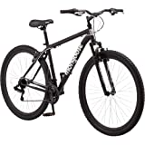 "Durable Steel Frame 29"" Men's Excursion Mountain Bike, Black"