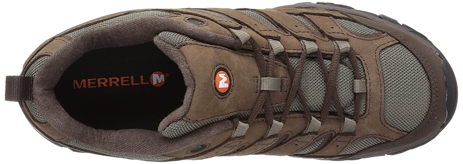 Merrell Men's Moab 2 Smooth Athletic Shoe