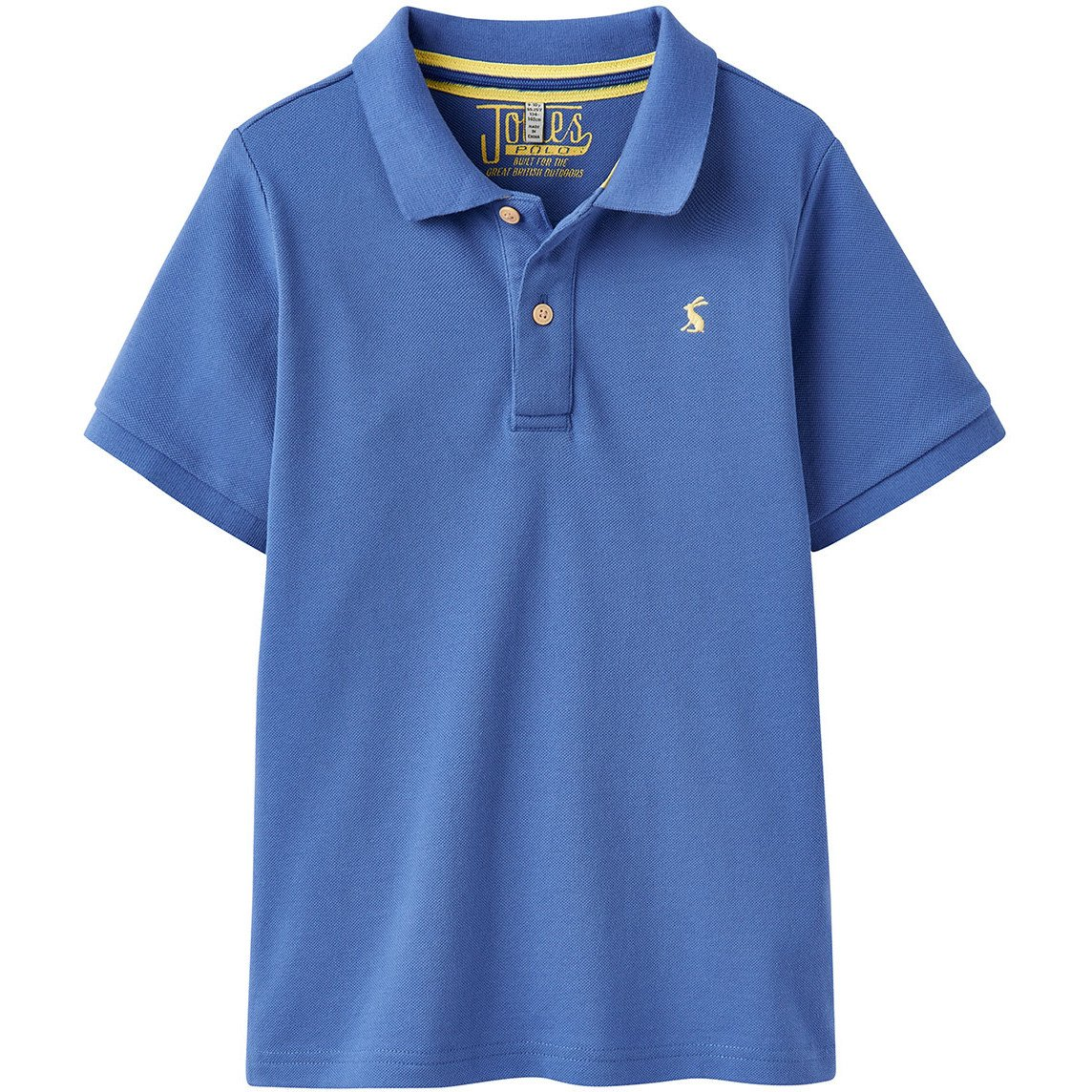 Joules Boys French Navy Blue Woody Polo Shirt