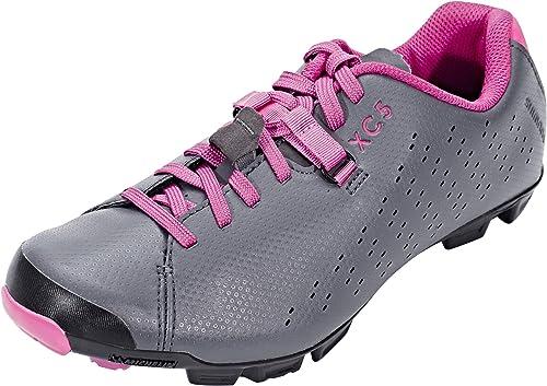 SHIMANO SH XC5, Chaussures de Cyclisme pour Homme Gris