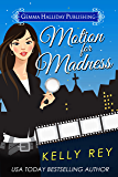 Motion for Madness (Jamie Winters Mysteries Book 3) (English Edition)