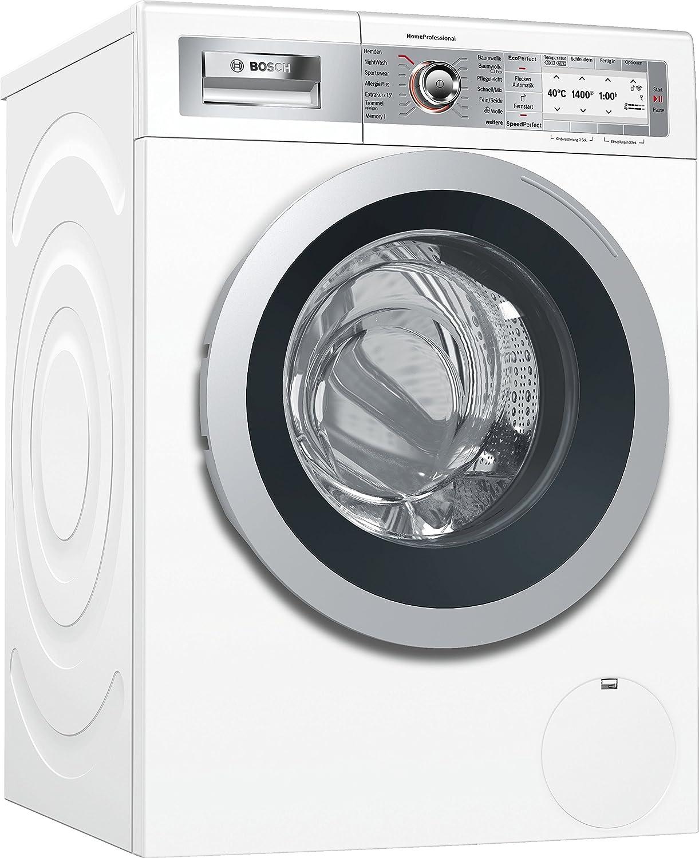 Bosch WAYH8741 Independiente Carga frontal 8kg 1400RPM A+++ Blanco ...