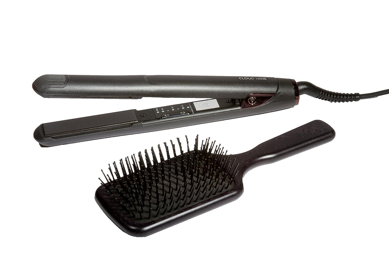 Cloud Nine 9 Original Hair Straighteners & Cloud Nine Paddle Brush