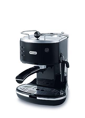 DeLonghi ECO310.BK, Negro, 1050 W, 230 MB/s, 50/60 Hz, 230 x 260 x 300 mm, 4800 g - Máquina de café: Amazon.es: Hogar