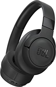 JBL TUNE 700BT - Wireless Over-Ear Headphones - Black