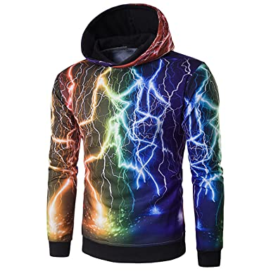 Matterin Christiao Top Fashion New Mens 3D Hoodies Sweatshirts Pullover Sudaderas Hombre Casual Jacket Coat As