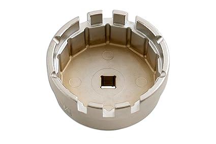 Laser 5160 llave de filtro de aceite para Toyota