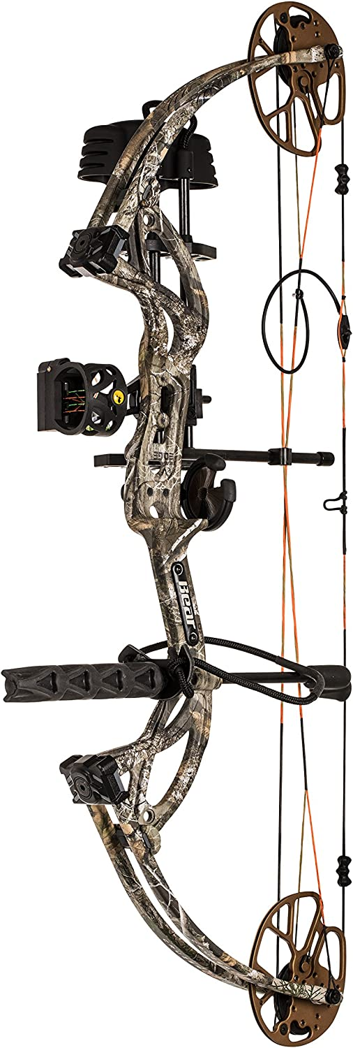 Best Bows for Women: Bear Archery Cruzer G2 Adult Compound Bow