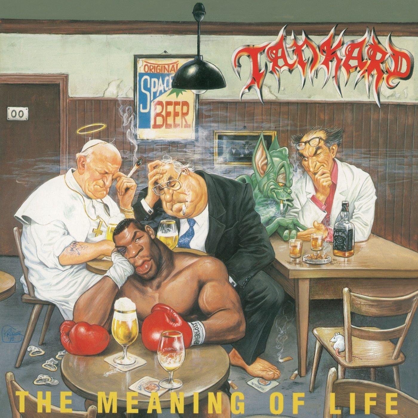 Vinilo : Tankard - Meaning Of Life (LP Vinyl)