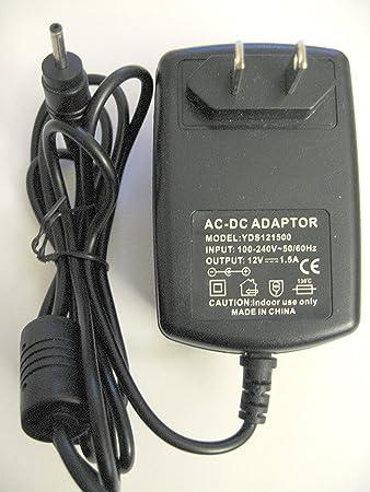 Amazon.com: Cargador Adaptador de CA para Acer Aspire Switch ...