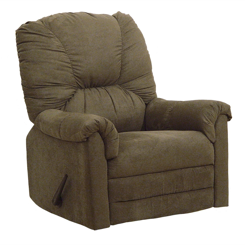 ... Cymax Furniture And Home Decor Amazon Com Catnapper 42342211229 Winner  Mocha Rocker Recliner ...