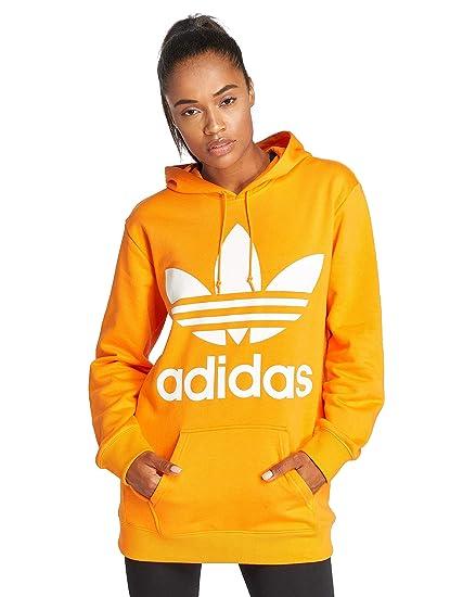 efa37a7b935c2 adidas BF TRF Sweat-Shirt à Capuche Femme  Amazon.fr  Sports et Loisirs