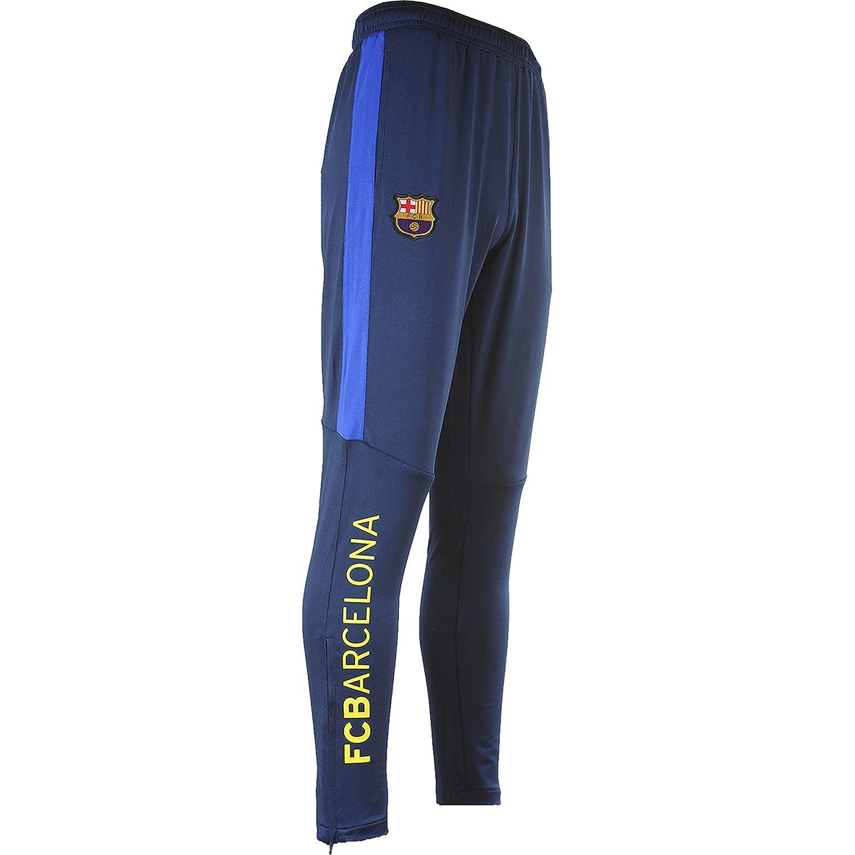 Erwachsenengr/ö/ße Trainingshose Bar/ça offizielles Produkt von FC Barcelona f/ür Herren