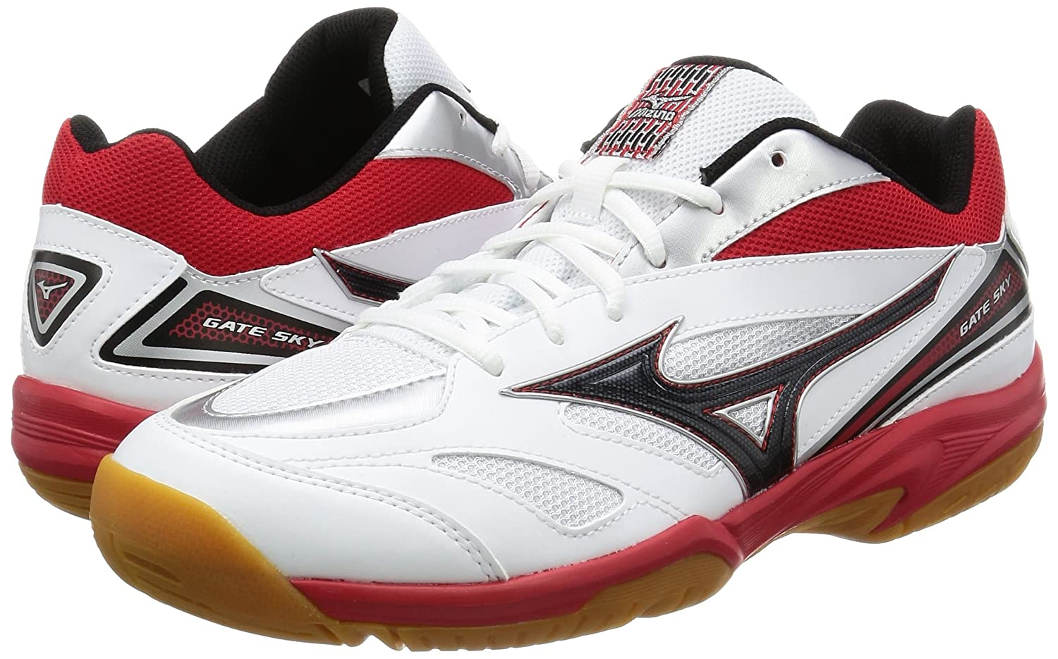 mizuno badminton shoes size 10 original