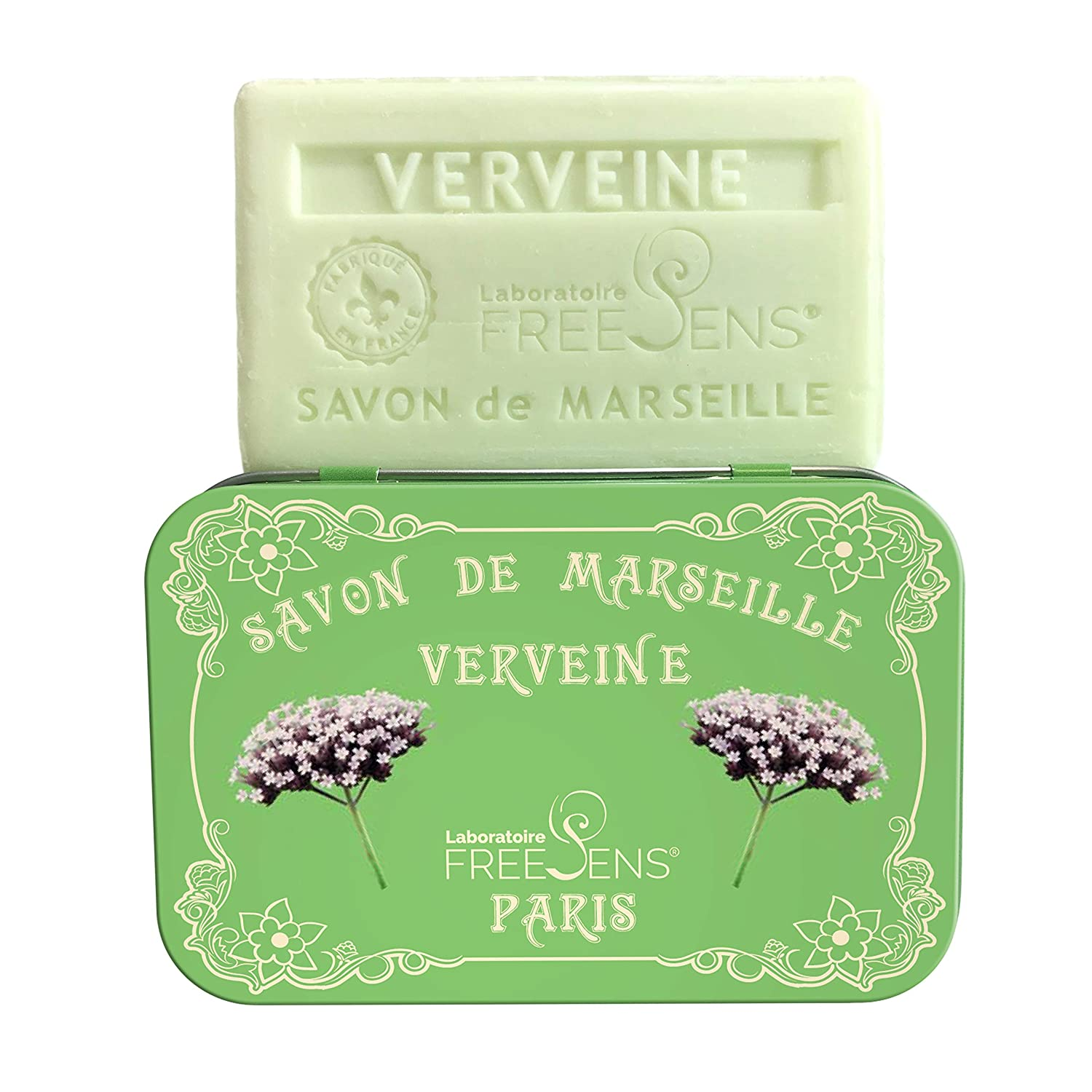 Savon de Marseille Bar Soap in Tin Box - Come discover 15 Eclectic Holiday Gifts Under $25 plus Holiday Gift Guides from 7 of Your Favorite Bloggers!