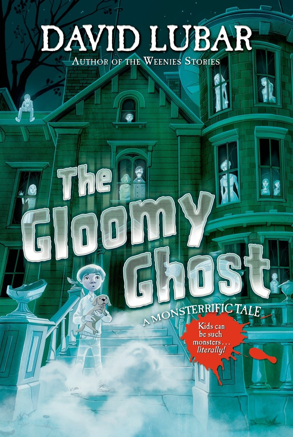 Read Online The Gloomy Ghost: A Monsterrific Tale (Monsterrific Tales) pdf