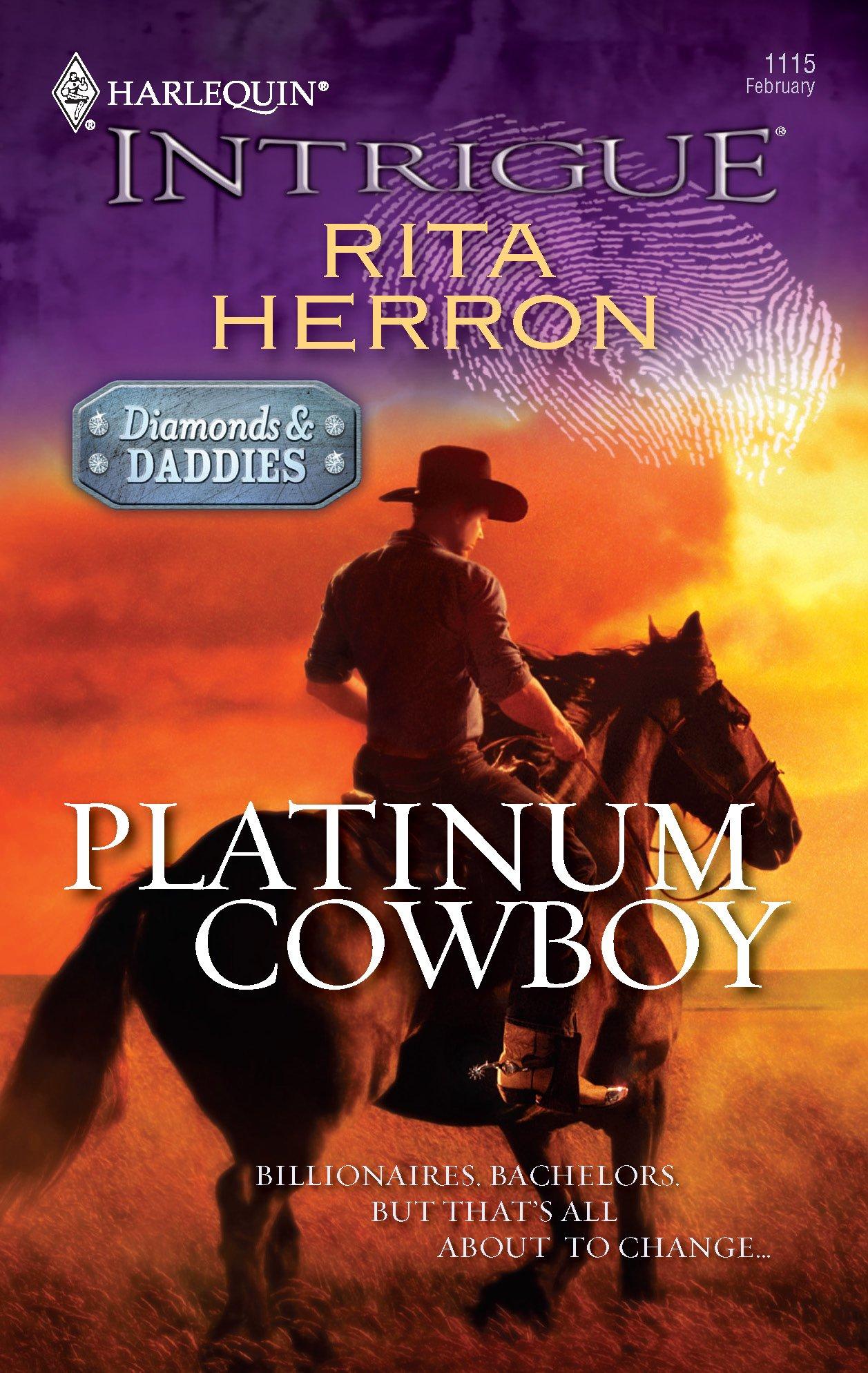 Read Online Platinum Cowboy PDF