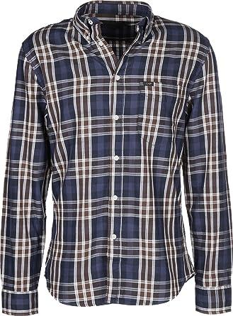 Lee - Camisa Quadros Slim Fit: Amazon.es: Ropa y accesorios